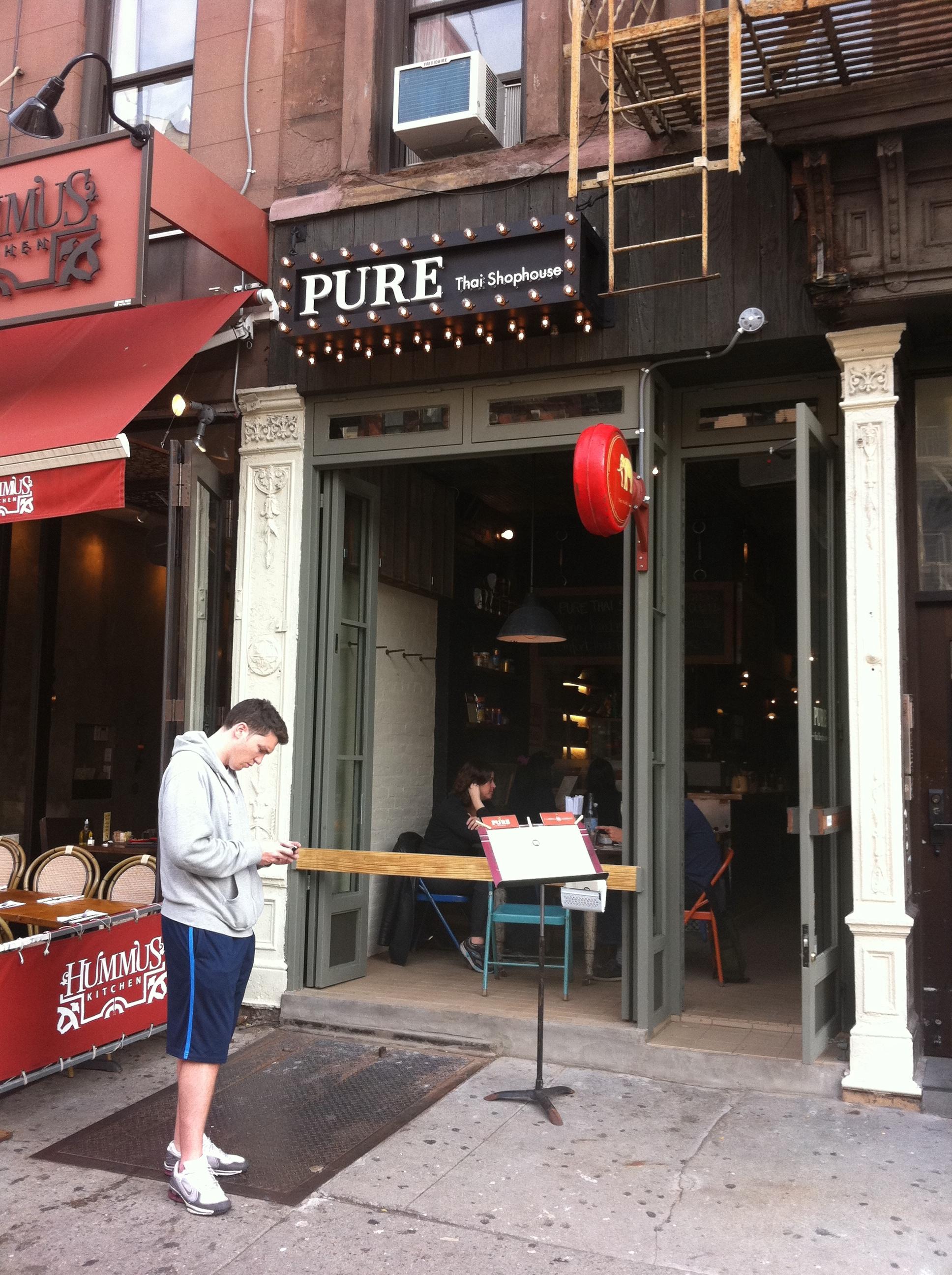 Pure Thai Shophouse Me Like Eat